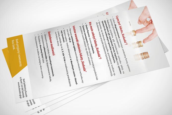projektowanie graficzne, szamotuły, druk offsetowy, ulotki, foldery, DL