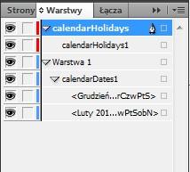 Jak zaprojektować kalendarz z imieninami