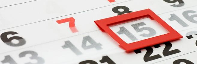 Kalendarz z imieninami - tutorial