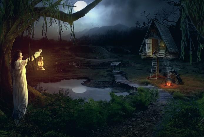 Chata czarownicy