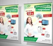 """Plakat """"Lokata z nagrodami"""""""