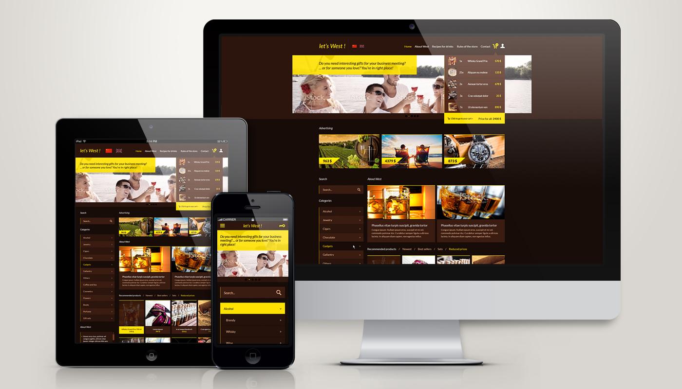 Sklep Internetowy Vespa Studio Graficzne